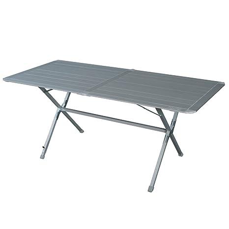 Tavolo Arrotolabile Campeggio E Outdoor.Alluminio Tavolo Da Campeggio Pieghevole Salvaspazio Tavolo