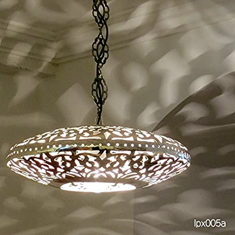 Amazon egyptian metal shade egyptian metal shade lamp 36cmufo mozeypictures Choice Image