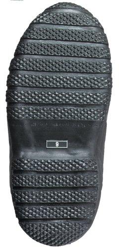 """Ranger 5"""" Rubber Supersized Men's Overshoes, Black (T469) - Image 1"""