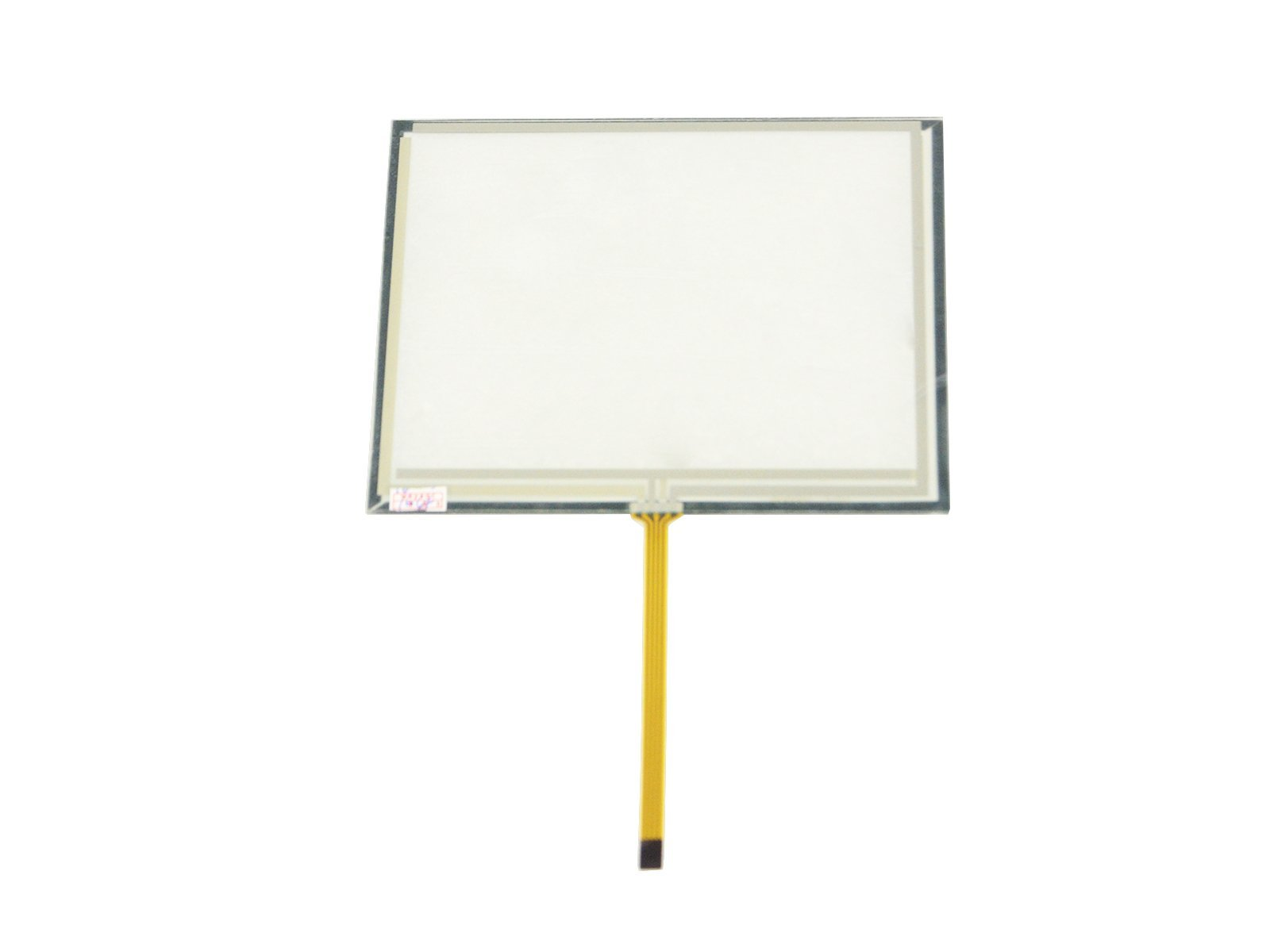 NJYTouch 5.6inch 4 Wire Resistive Touch Panel Digitizer 126x100mm For 5.6 inch AT056TN52 AT056TN53 LCD Screen With 4 Wire USB Driver Controller Kit by NJYTouch (Image #2)