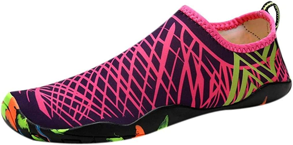Longra Womens Unisex Shoes Outdoor Sport Shoes Diving Shoes Swimming Shoes Yoga Shoes Creek Shoes