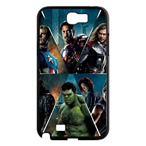 The Avengers YT7035335 Phone Back Case Customized Art Print Design Hard Shell Protection Samsung Galaxy Note 2 N7100