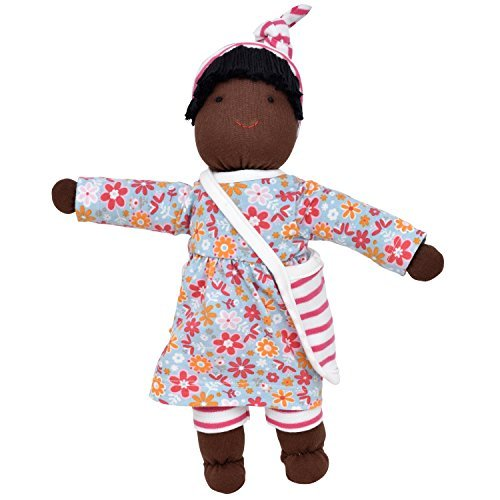 Under the Nile Toddler Sasha Girl Doll with Change of Clothes 13