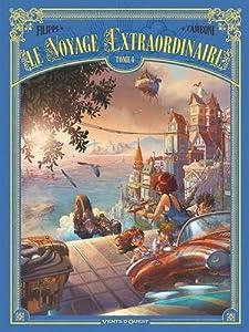 """Afficher """"Le Voyage extraordinaire n° 4<br /> Les îles mytérieuses - 1/3"""""""