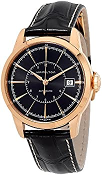 Hamilton American Classic Automatic Black Dial Men's Watch