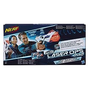 Nerf Laser Ops Pro - Pack de 2 Alphapoint (Hasbro E2281EU4)