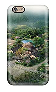 Michael Formella Lloyd's Shop 9715399K99040558 Fashion Protective Japanese Architecture Case Cover For Iphone 6