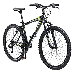 Amazon.com : Mongoose Men's Mech Mountain Bike : Sports & Outdoors