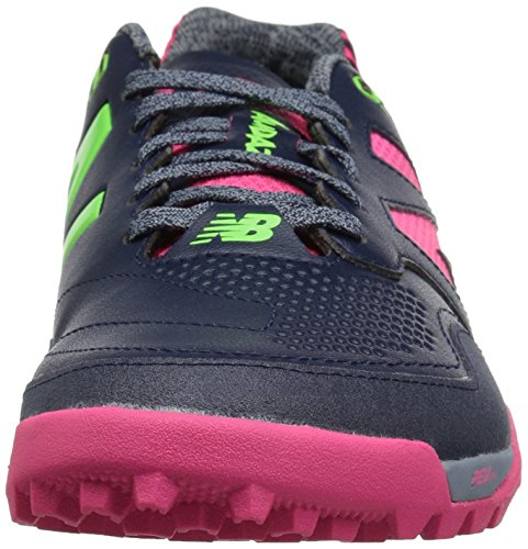 New Balance Hommes Audazo 2.0 Pro Tf Chaussure De Football Sombre Cyclone / Alpha Rose