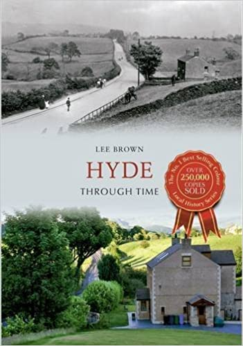 Book Hyde Through Time by Lee Brown (2013-03-28)