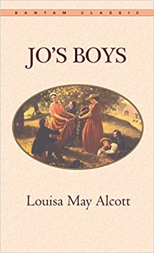 Image result for jo's boys book