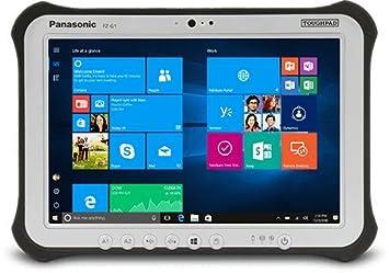 Drivers: Panasonic Toughpad FZ-G1A Touchscreen