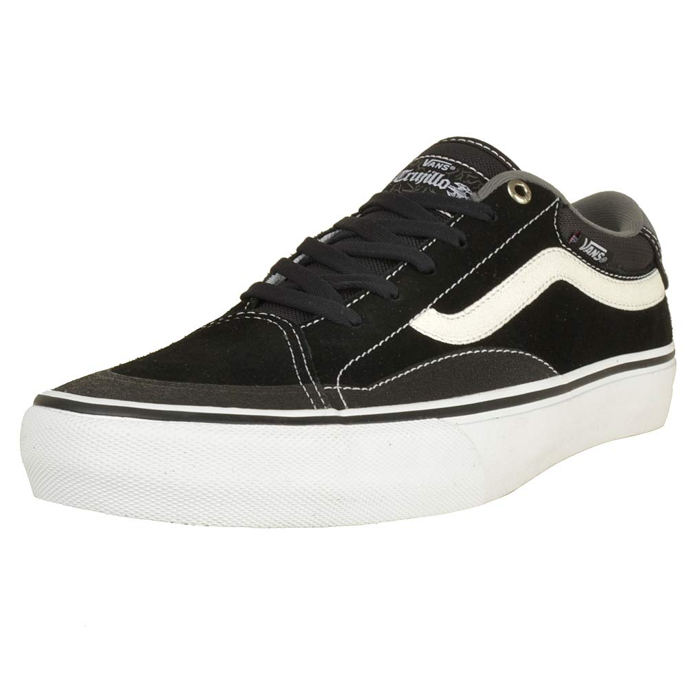 Vans TNT Advanced Pro Black/White Schuhe