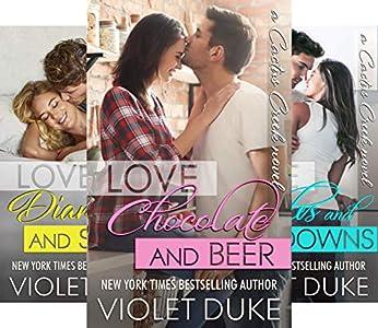 Love, Chocolate, and Beer: Luke & Dani (Cactus Creek Book 1