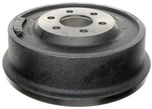 Dakota Dodge Brake Drum - ACDelco 18B403 Professional Rear Brake Drum Assembly