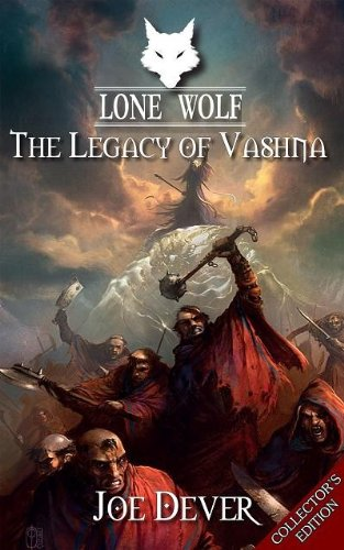 book cover of The Legacy of Vashna