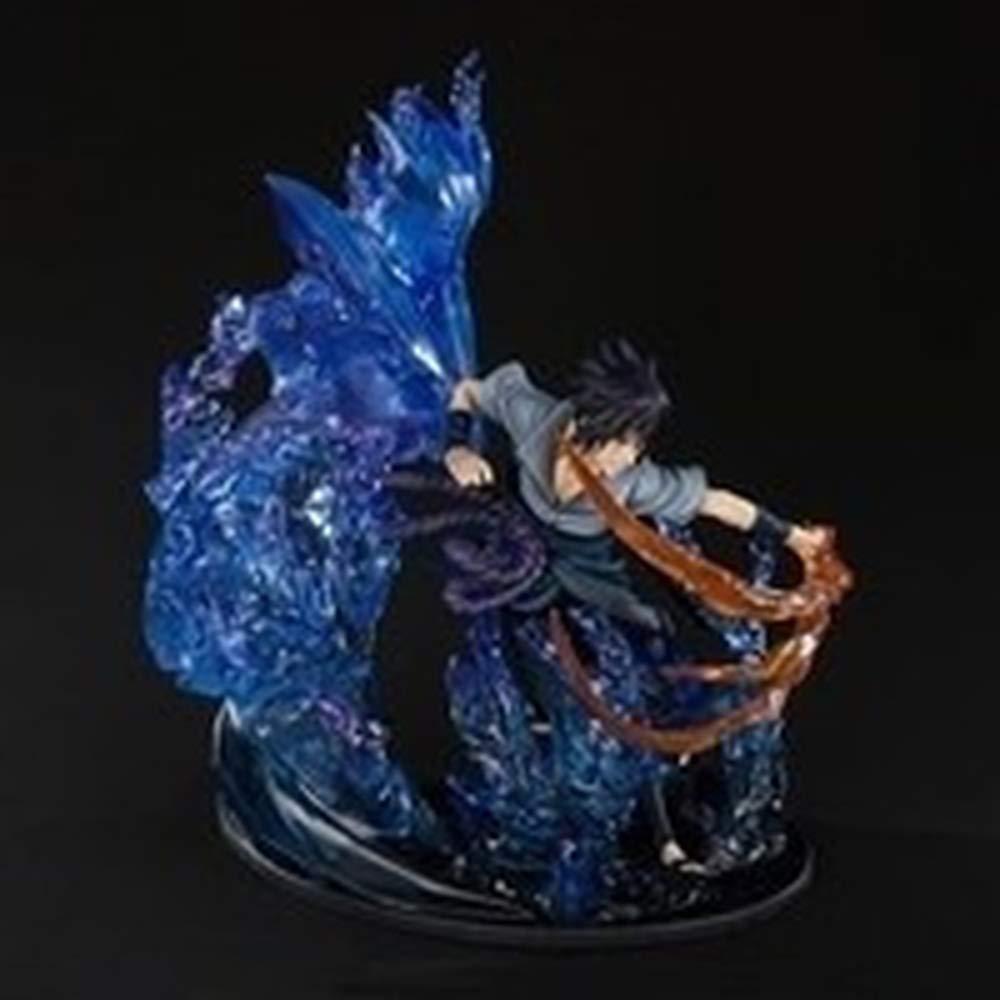 Uchiha Sasuke Susanoo PVC Action Figure Model Statue Anime Naruto Collectibles