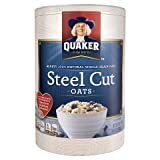 Quaker Steel Cut Oats 24 oz (4 pack)