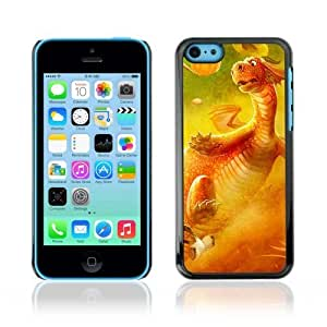 MMZ DIY PHONE CASEYOYOSHOP [Funny & Cute Dragon] Apple iphone 4/4s Case