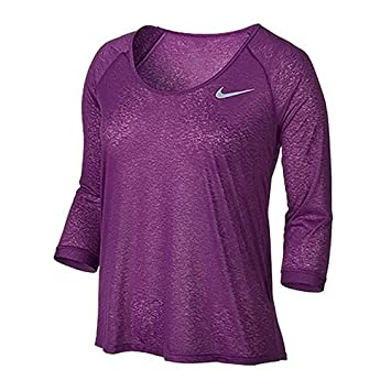 6551f7348315b Nike Camiseta de Running Dri-Fit Cool Breeze 3 4