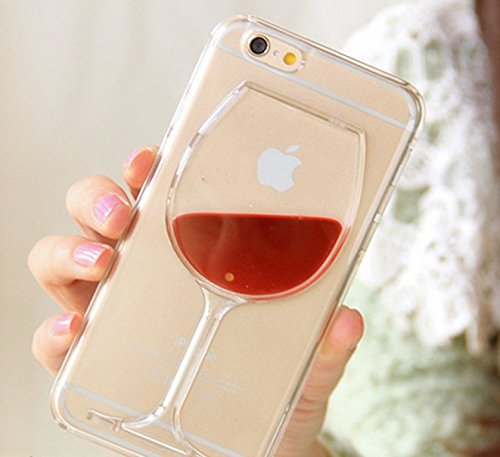 BECUTE Glass Pattern iPhone Transparent product image