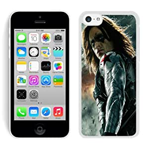 The-Winter-Soldier White Best Buy Customized Design iPhone 5C Case