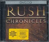 Moving Pictures / Chronicles (CD/DVD Combo Pack) by Rush (2001-05-03)