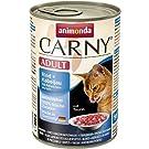 animonda Carny Adult Rind& Kabeljau 6x400g