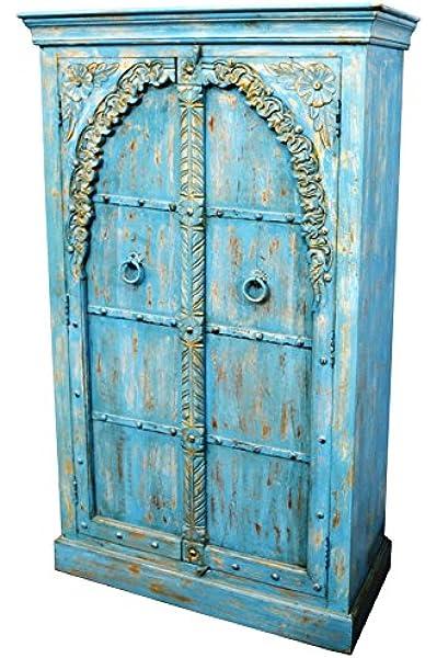 Marrakech Accessoires – Pequeño – Armario ropero baya 160 cm de ...