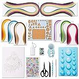 Lynda Paper Quilling DIY Tools Kit 10pcs Quilling