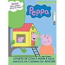 Peppa Pig - Revista de Atividades 120 Adesivos