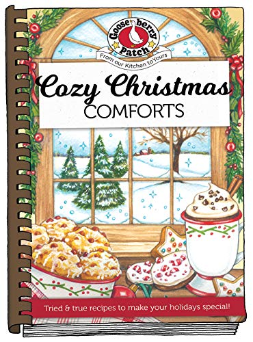 Cozy Christmas Comforts (Seasonal Cookbook Collection) by Gooseberry Patch