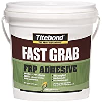 Titebond 4056 GREENchoice Fast-Grab FRP Adhesive Pail, 1 gal by Titebond
