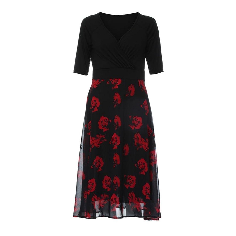 Großzügig Rot Plus Größe Cocktailkleid Galerie - Hochzeit Kleid ...