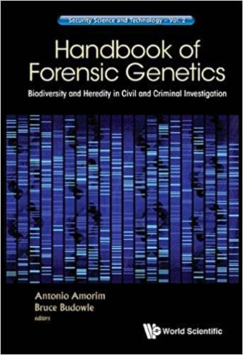 Handbook Of Forensic Genetics Biodiversity And Heredity In Civil Criminal Investigation Security Science Technology Ad