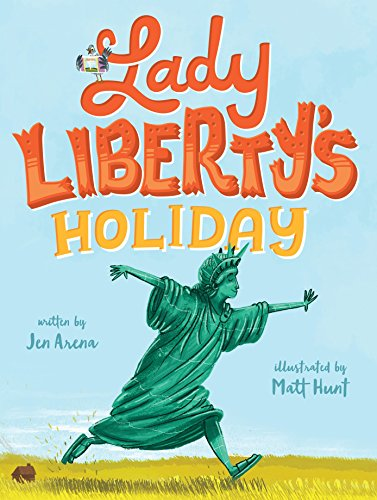 Lady Liberty's Holiday by Alfred A Knopf Books for Young Readers (Image #3)
