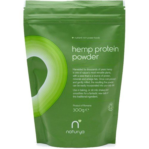 (6 PACK) - Naturya - Org Hemp Protein Powder | 300g | 6 PACK BUNDLE by Naturya
