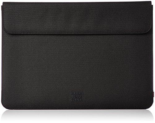 Herschel Supply Co. Unisex-Adult's Spokane Sleeve for 15 inch MacBook, black, One Size