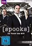 Spooks - Im Visier des MI5, Season 6 [3 DVDs]