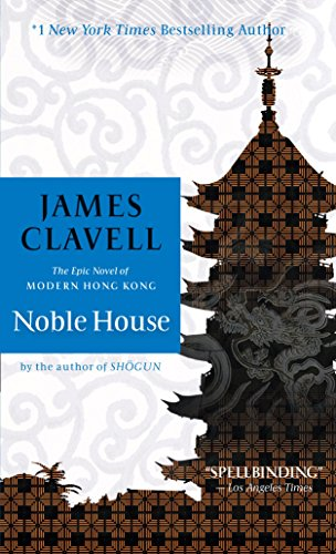 book cover of Noble House