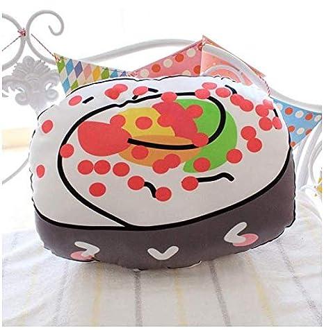 Almohada de Sushi Comida de Dibujos Animados Juguetes Comida ...