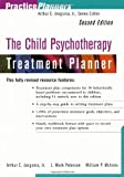 The Child Psychotherapy Treatment Planner 9780471347644