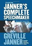 Janner's Complete Speechmaker, Greville Janner, 185418217X
