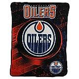 "NHL ""Puck Dash"" Super Soft Plush Throw Blanket"