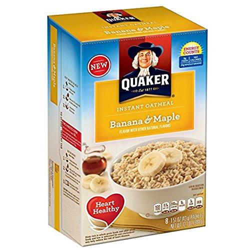 banana bread quaker oats - 2