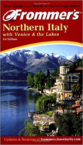 Frommer's Northern Italy (Frommer′s Complete Guides)