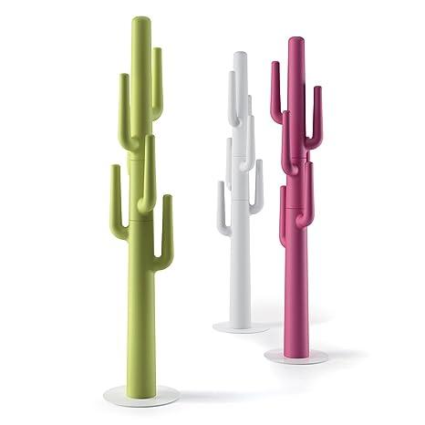 Attaccapanni Cactus Prezzo.Appendiabiti Cactus Rosso Fuxia Amazon It Casa E Cucina