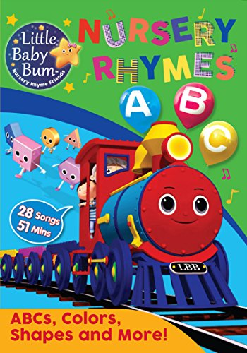 - Little Baby Bum ABCs, Shapes, Colors, & More DVD