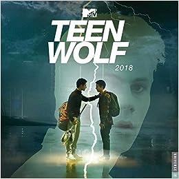 Teen Wolf 2018 Wall Calendar: Amazon.co.uk: Andrews McMeel