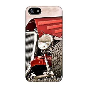 New Maria N Young Super Strong Ford Coupe Tpu Case Cover For Iphone 5/5s